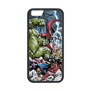 Avengers iPhone 6 Plus 5.5 Inch Cell Phone Case Black delicated gift US6925420