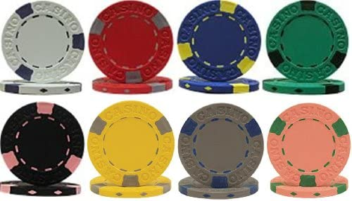 25Pro Clay 13gm Poker Chips–Chooseチップ