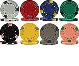 1000 13g poker chips - PRO Clay 13gm 1000 Bulk Poker Chips - Choose