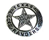 Texas Ranger Jacket Vest hat Pin 2 inch Pin