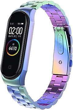 Amazon.com: Sodoop - Correa de reloj para Xiaomi Mi Band 4 ...