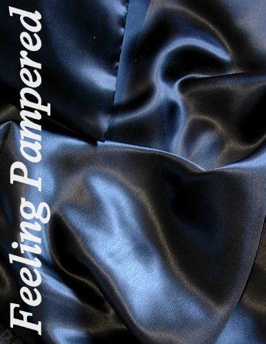 Black 4 Pcs Luxurious 100% Mulberry Silk Seamless King Sheet