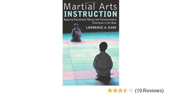 Martial Arts Dojo Cane