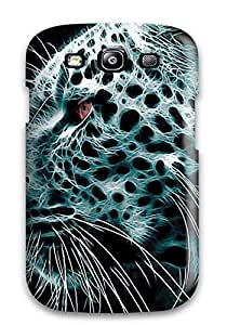 High Quality Benailey Artistic Art Animals S Skin Case Cover Specially Designed For Galaxy - S3