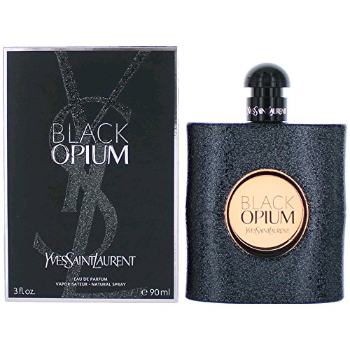 - Yves Saint Laurent Eau De Parfum Spray for Women, Black Opium, 3 Ounce