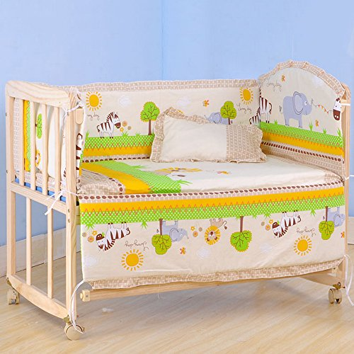 cot bed quilt - 9