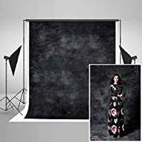Kate 5x7ft / 1.5x2.2m Black Photo Background Cloth Photography Props Printed Backdrops for Photographers Photocall Back drop J04305