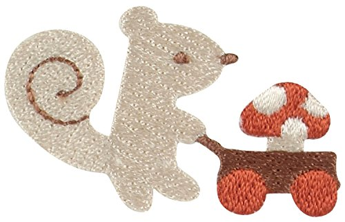 Hamanaka toco-co (Tokoko) emblem squirrel H457-741