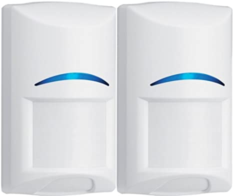 Amazon.com : Bosch ISC-BPR2-W12 Blue Line Gen2 PIR Motion Detector (Pack of 2), Wall to Wall Coverage, Dynamic Temperature Compensation, Flexible Mounting ...