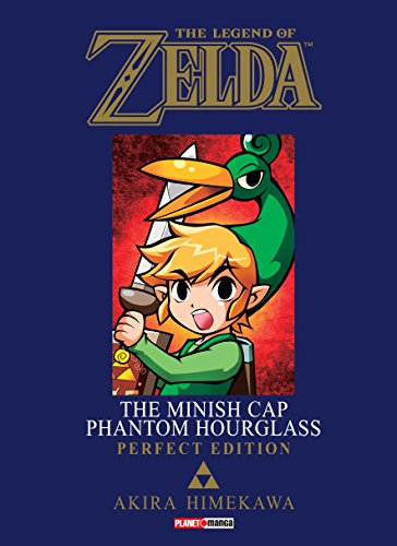 The Legend Of Zelda: Minish Cap - Phatom Hourglass