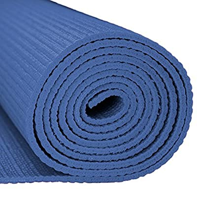 Crown Sporting Goods 3mm Compact Cushion Yoga Mat