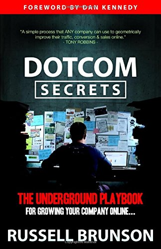 516uG4rxrZL - DotCom Secrets: The Underground Playbook for Growing Your Company Online