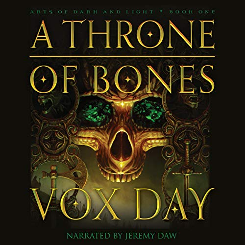 Pdf Fiction A Throne of Bones: Arts of Dark and Light, Book 1