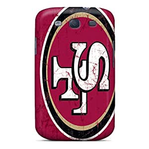 High Quality Hard Phone Cover For Samsung Galaxy S3 (ieL9619ebMC) Customized Trendy San Francisco 49ers Pictures