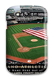 oakland athletics MLB Sports & Colleges best Samsung Galaxy S3 cases 3980711K572634222