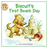 img - for [Biscuit's First Beach Day] [Author: Capucilli, Alyssa Satin] [June, 2010] book / textbook / text book