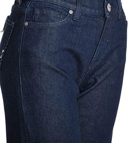 Pinko 1x108jy4wmpja Azul Mujer Algodon Jeans ZxfTgpqv
