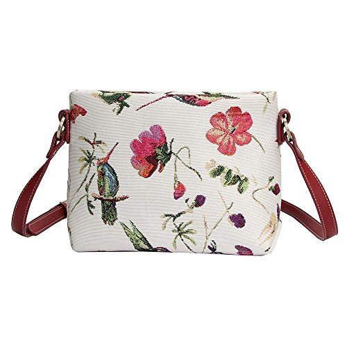 Signare Bag Designs Hummingbird Womens Various Across Shoulder Messenger Fashion Body Tapestry Handbag rrngPU8qv