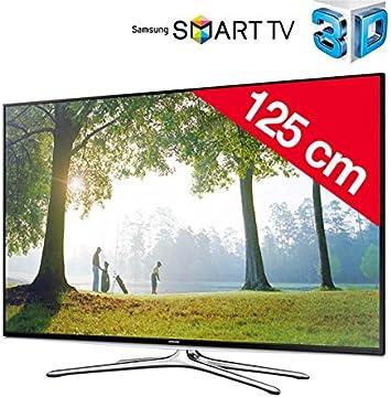 SAMSUNG UE50H6200 - Televisor LED 3D Smart TV + Kit de Limpieza SVC1116/10: Amazon.es: Electrónica