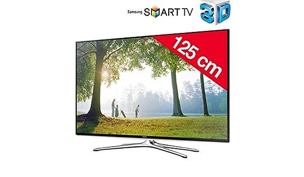 SAMSUNG UE50H6200 - Televisor LED 3D Smart TV + Gafas 3D Active SSG-5100GB: Amazon.es: Electrónica