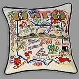 Catstudio - Ohio State Pillow