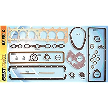 Amazon com: Chevy Master 194 Stovebolt Full Engine Gasket Set BEST