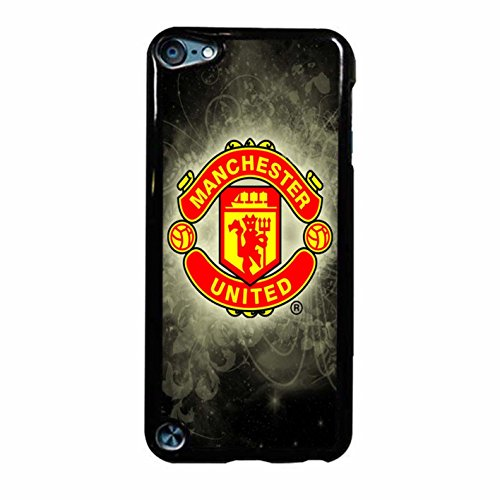 Manchester United 1 iPod Touch 6 Case (Black Plastic)