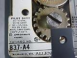 Allen Bradley 837-A4 Temperature Control Switch