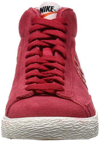 Gym Nike hombre Rojo multicolor Zapatos Mid VNTG sail Gym Azul baloncesto azul para Blazer Red Red de PRM ZPqgESq8v