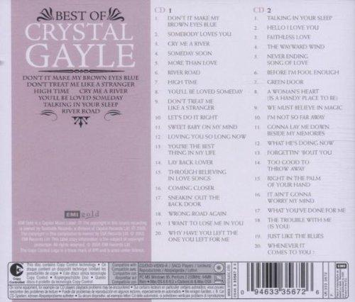 The Best Of Crystal Gayle -  Crystal Gayle