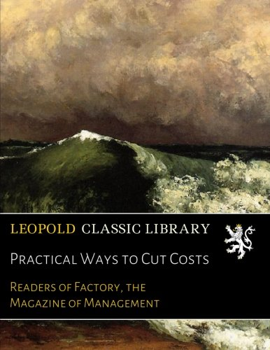 Download Practical Ways to Cut Costs pdf
