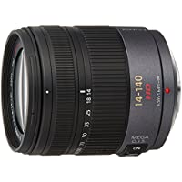 Panasonic LUMIX G VARIO HD 14-140mm/F4.0-5.8 ASPH./MEGA O.I.S. Lens | H-VS014140 - International Version (No Warranty)
