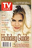TV Guide Nov 28-Dec 4 1998 Holiday Guide Kristen Johnston from 3rd Rock on cvr