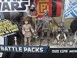 c3p0 figure - Star Wars 2012 Clone Wars Exclusive Battle Pack Mos Espa Arena C3P0, Anakin S...