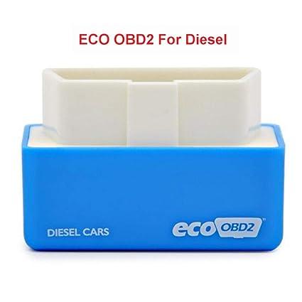 EcoOBD2 Plug /& Drive Fuel Economy Chip Tuning Box for Diesel Cars