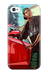 Best Snap-on Case Designed For Iphone 4/4s- Gta