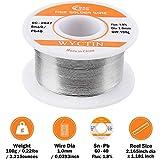 WYCTIN 2047 1.0mm 100g 60/40 Active Solder Wire