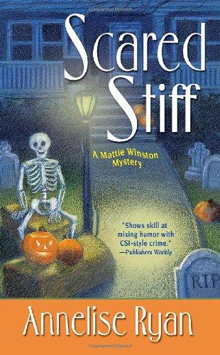 Mattie Winston Mysteries Book Series Scared Stiff