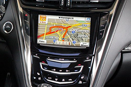 Automotive Integrated Electronics (NAV-CAD1) Navigation Interface Kit for Select Cadillac with 8
