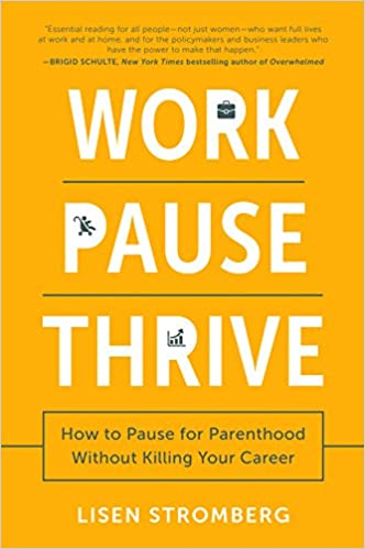 Work Pause Thrive Book