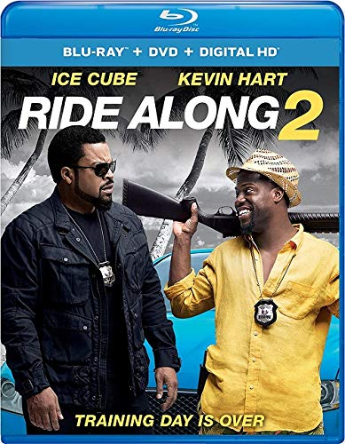 Ride Along 2 DVD + Blu-ray Ice Cube