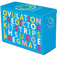 PREGMATE 50 Ovulation Test Strips Predictor Kit (50 Count)