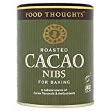 Food Thoughts Roasted Cacao Nibs 125g (Pack of 6)