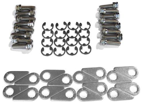 Header Fasteners (Stage 8 8912V Locking Header Bolt Kit for GM Vortec 8100 with 8mm Bolts)