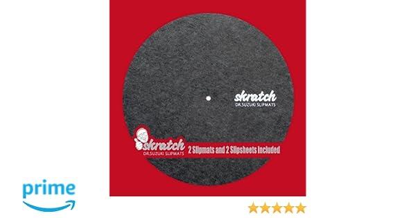 Dr Suzuki Skratch Slipmats