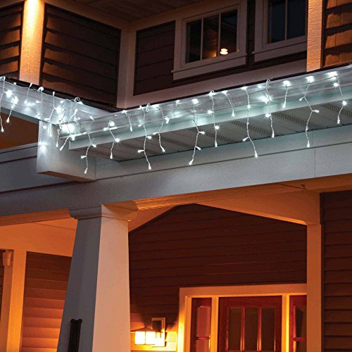 200 Led Icicle Lights