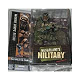 : McFarlanes Military Series 1 Marine Corps Recon (African American) Action Figure