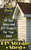 50 Organization Tips, Ideas, and DIY Projects For Your Storage ShedThe storage shed is a foreign country to most people. They know that they own one, but they stuff things into it, then forget what it is they even own. They may go out and pur...