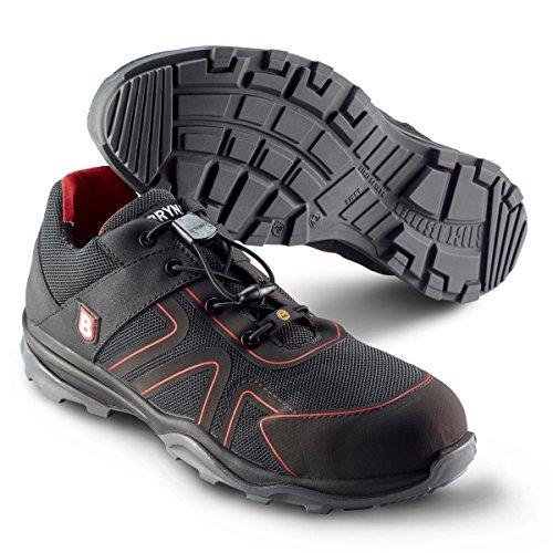 Scarpe ANTINFORTUNISTICA Super Leggere e Traspiranti S1P SRC ESD Sneaker mod HERCULES BRYNJE