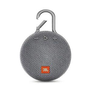 JBL Clip 3 - enceinte Bluetooth Portable avec Mousqueton - Étanchéité Ipx7 - Autonomie 10hrs - Qualité Audio JBL - Gris 8